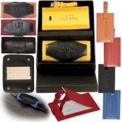 Majestic Luggage Tag/Luggage Handle Wrap Combo