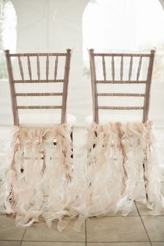 Very Pretty Chair Decor ;) Event Planning by shaybrownevents.com, Photography by harwellphotography.com