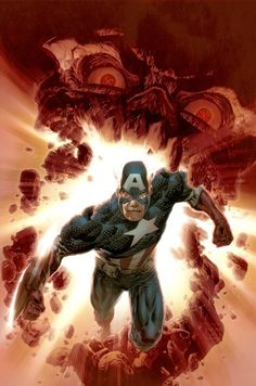 Captain America and the End of Red Skull