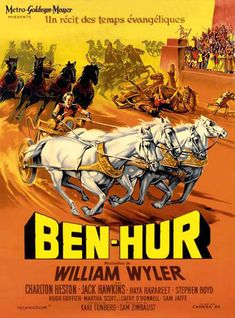 An old classic movie about a Roman citizen who becomes a follower of Yeshua the Messiah