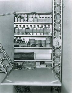 USS Macon medical supplies.