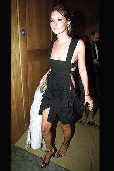 La vida en imágenes de Kate Moss: Balenciaga