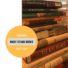 NIGHTSTAND BOOKS Feb
