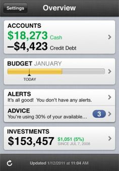 Top 5 budget and personal finance apps for iPhone