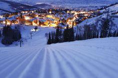 Deer Valley, UT Where I skied my first black diamond