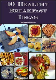 10 More Healthy Breakfast Ideas
