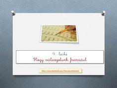 Jason's French Fast 4. rész: Hogy válaszolunk franciául http://francia.eklablog.net/4-hogy-valaszolunk-franciaul-a68076713