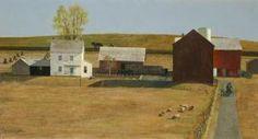 Spring Light - John Philip Falter