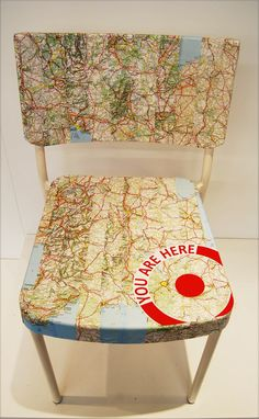 map it chair