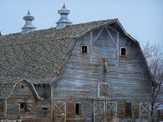 Barn is located in Southern Idaho