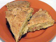 Cheddar-Bacon Buttermilk Scone