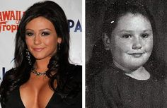 Jwoww Yearbook Picture