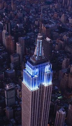 lights, buildings, empir state, empire state building, swedish house mafia