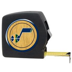 You can measure with style and pride with this Officially Licensed 25' Utah Jazz Tape Measure decorated with a hand crafted Baltimore Ravens Team Logo. This is a great gift for any Jazz Fan