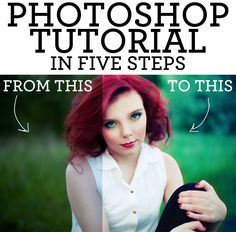 Photoshop Tutorial!
