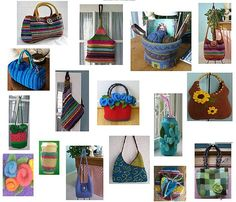 All 32 of my patterns for 45US Dollars  Digital by PippsPurses, $45.00