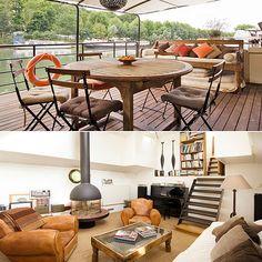 Paris House Boat