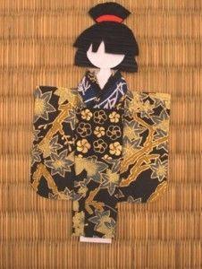 Origami Ningyo Doll Kit