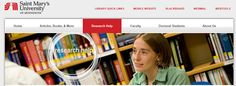 Saint Mary's College has a site that describes qualitative and quantitative research and compares. (882)