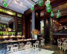 Cachitos bar & restaurant by Futur2, Barcelona