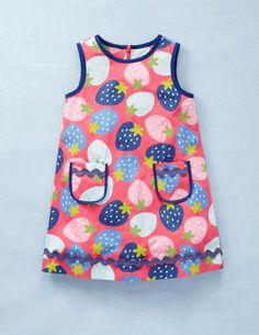 Funky Print Dress from Mini Boden -- great 60s mod style