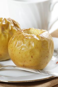 Microwave Baked Apples: quick & easy #recipe!