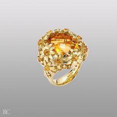 Roberto Coin - Haute #Couture #Ring - Unique #Jewelry **