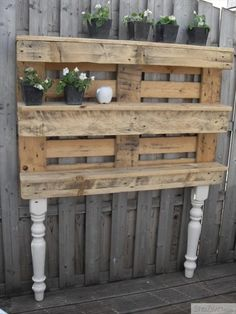 old pallet ideas - 32 ideas