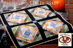 Moda Bake Shop: Spider Web Little Quilt