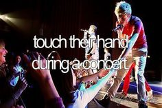 Before I die...     ALL OF THERE HANDS