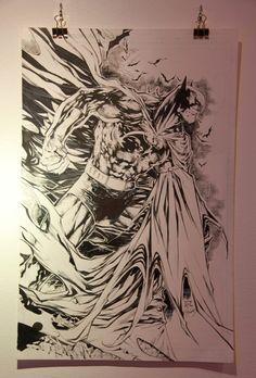 SDCC '12: DC Comics 'DARKNESS and LIGHT' ArtExhibit - News - GeekTyrant
