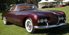 Rita Hayworth's 1953 Cadillac Ghia
