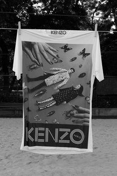 KENZO S/S 2013 CAMPAIGN WINDOWS - Kenzine, the Kenzo official blog