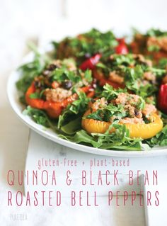 Quinoa Black Bean Ro