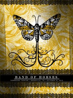 Band of Horses Poster 2