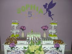 Tinker Bell party!!!