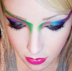 80's Makeup