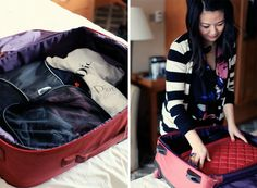 more packing tips!
