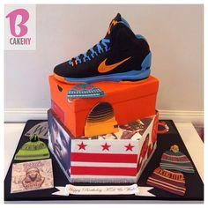 Kd Birthday Cake Shoes