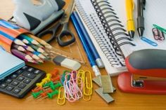 Reducing the Cost of Office and School Supplies | Stretcher.com - Tips to save on needed supplies