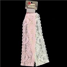 Fashion Tid Bits Light Pink & Ivory Adult 2-Piece Lace Headbands | Shop Hobby Lobby
