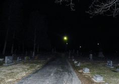 The so called Trenton Hatchet Man makes his home at the Hickory Flat Cemetery. Urban legend says that if you try to enter cemetery after dark, a man dressed in old, dirty clothes will chase you away. He is supposedly the old caretaker of the cemetery who was killed by a maniac with a hatchet. Where did said maniac come from, and what was his beef with the caretaker? I haven't been able to figure that out, but now, in an odd twist of fate I suppose, the caretaker haunts the cemetery …