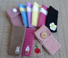 crochet phone cozy, phone cozi, cozi tutori, phone case, crochet case