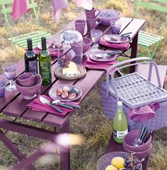 Purple Picnic