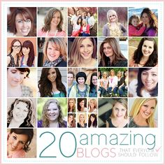 20 AMAZING Blogs that EVERYONE should follow .