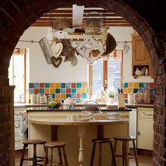... kitchen colour schemes country kitchen 2011 2012 Best Kitchen colour