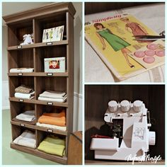 Bookcase Storage Ide