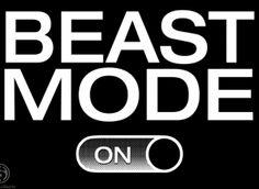 Beast Mode On – 6Dollar Shirts « Daily T-Shirts