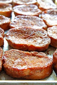 Jimmy John's Day Old Bread - Creme Brûlée French Toast