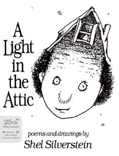 Poetry Book by Shel Silverstein